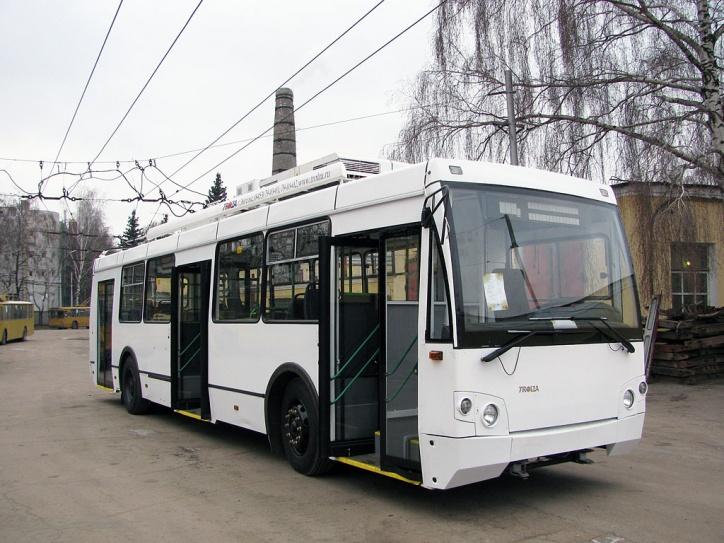 маршрут троллейбуса № 16
