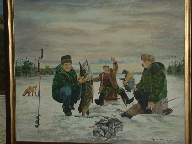 бедная страна рыбаков