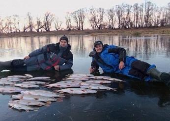 отчет рязанских рыбаков