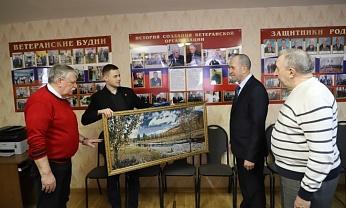 В Рязани состоялось чествование ветеранов
