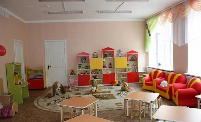 В рязани в 6-ти детских садах открылись дополнительные групп.